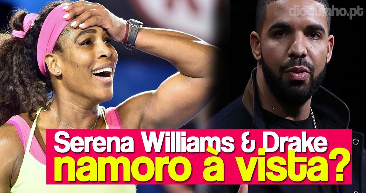 Photo of Serena Williams e Drake são namorados?
