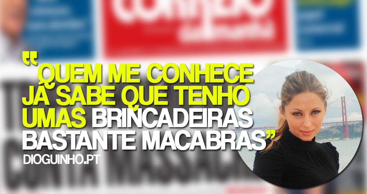 Photo of Crime Quinta do Conde: Agnes Arabela agora diz que tudo não passou de brincadeira macabra