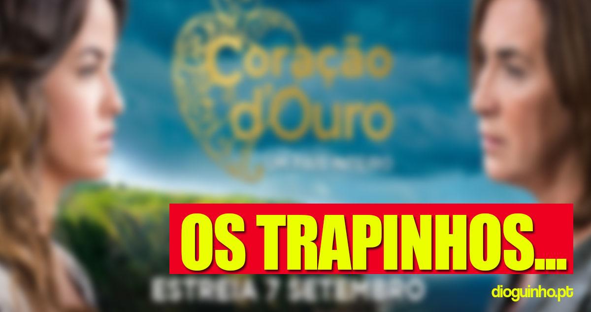 Photo of Os trapinhos que levaram à gala da novela Coração D' Ouro