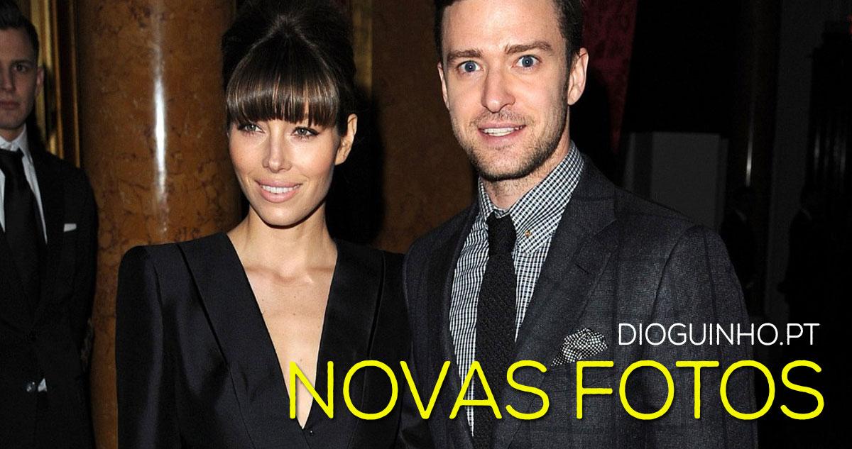 Photo of Justin Timberlake e Jessica Biel publicam novas fotos do filho