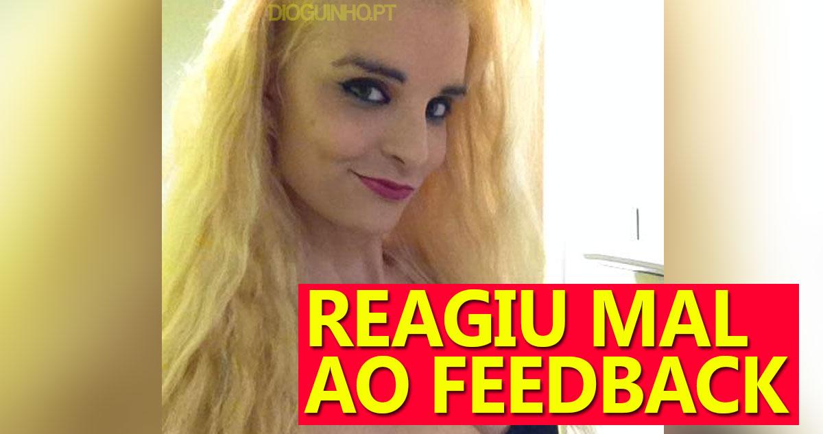 Photo of Cátia Marisa muda de look e é arrasada nas redes sociais… e aziou