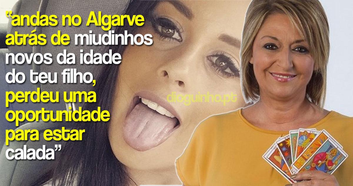 """Photo of Daniela Duarte ataca a Maya """"andas no Algarve atrás de miudinhos novos da idade do teu filho"""""""