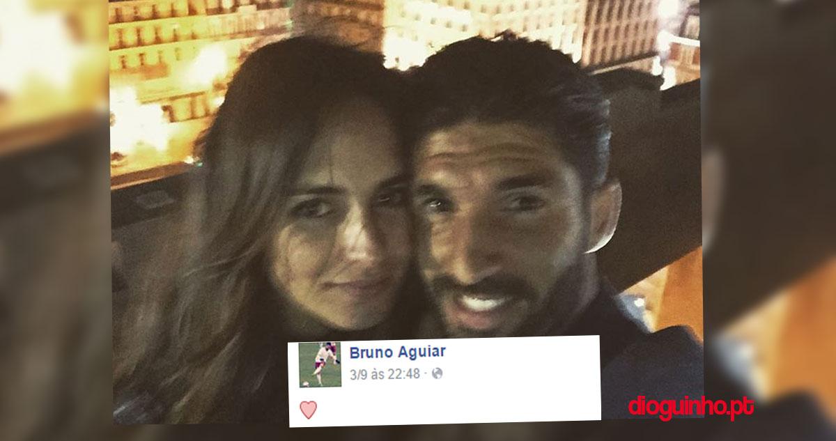 Photo of Bruno Aguiar partilha várias fotografias com Lúcia Garcia