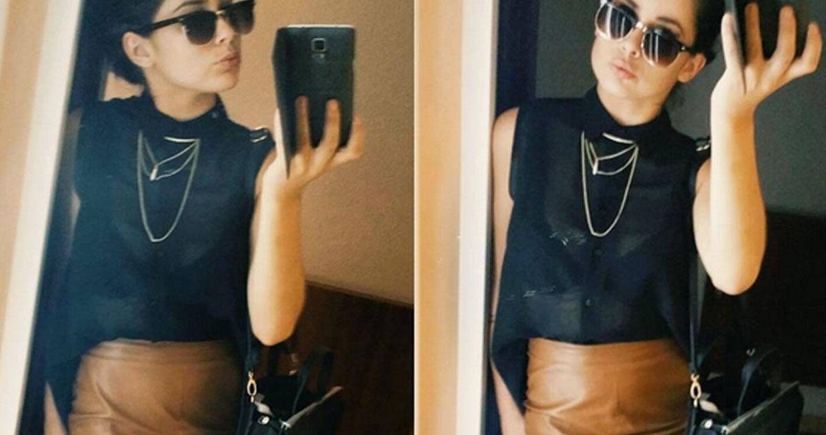 Photo of Daniela Duarte: o antes e depois do make-up