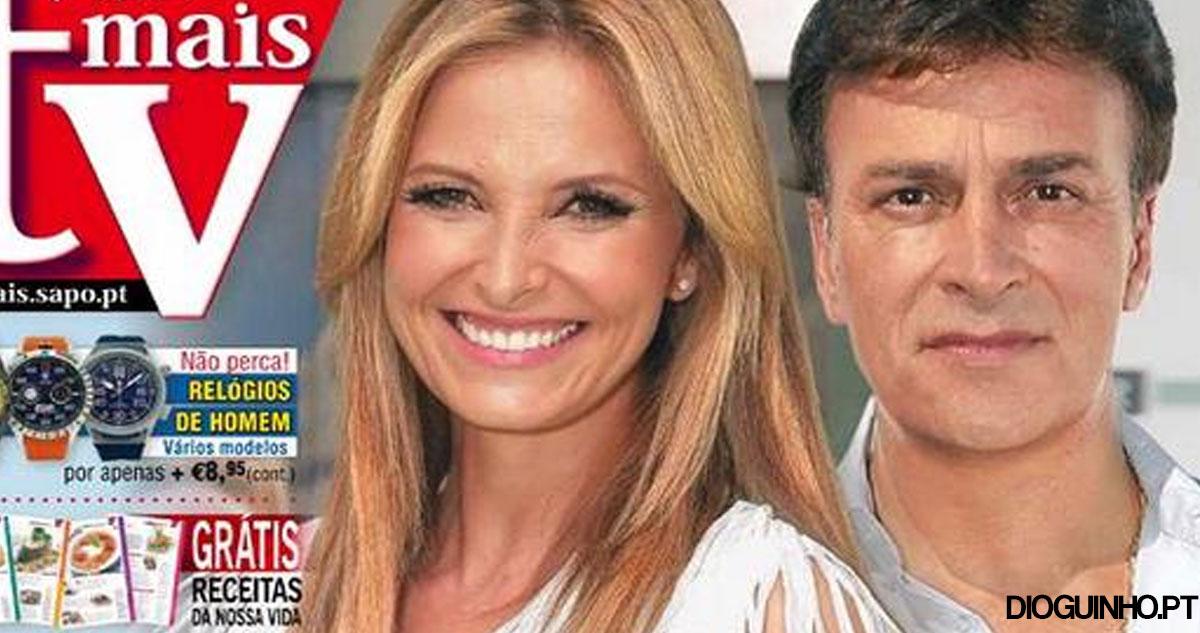 Photo of Cristina Ferreira e Tony Carreira mandam na TV