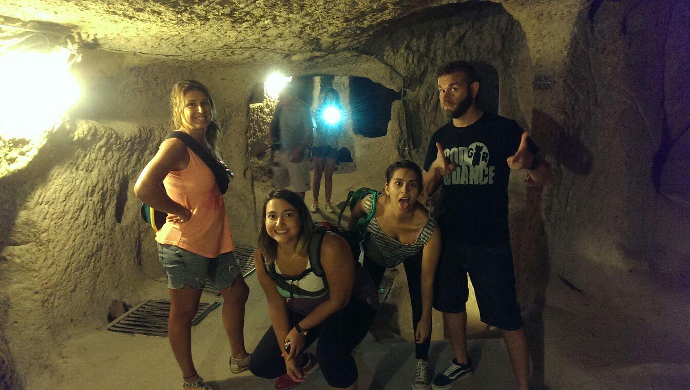 Photo of Marta Cardoso e os momentos de pânico nos túneis da Turquia