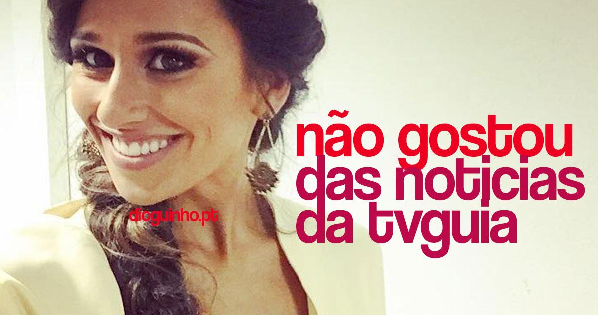 Photo of Rita Pereira reagiu a noticia da TVGuia por causa das suas cadelas