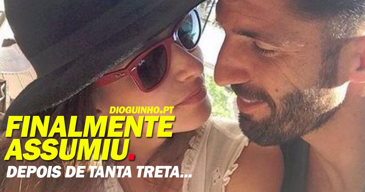 Photo of Lúcia Garcia e Bruno Aguiar finalmente assumiram o namoro