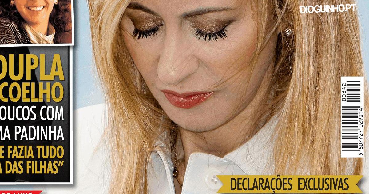 Photo of Judite de Sousa revelou qual o segredo do sucesso