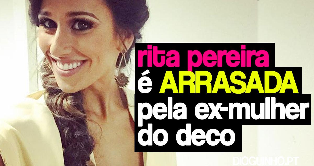 Photo of Rita Pereira é arrasada por Jaciara, ex-mulher do Deco