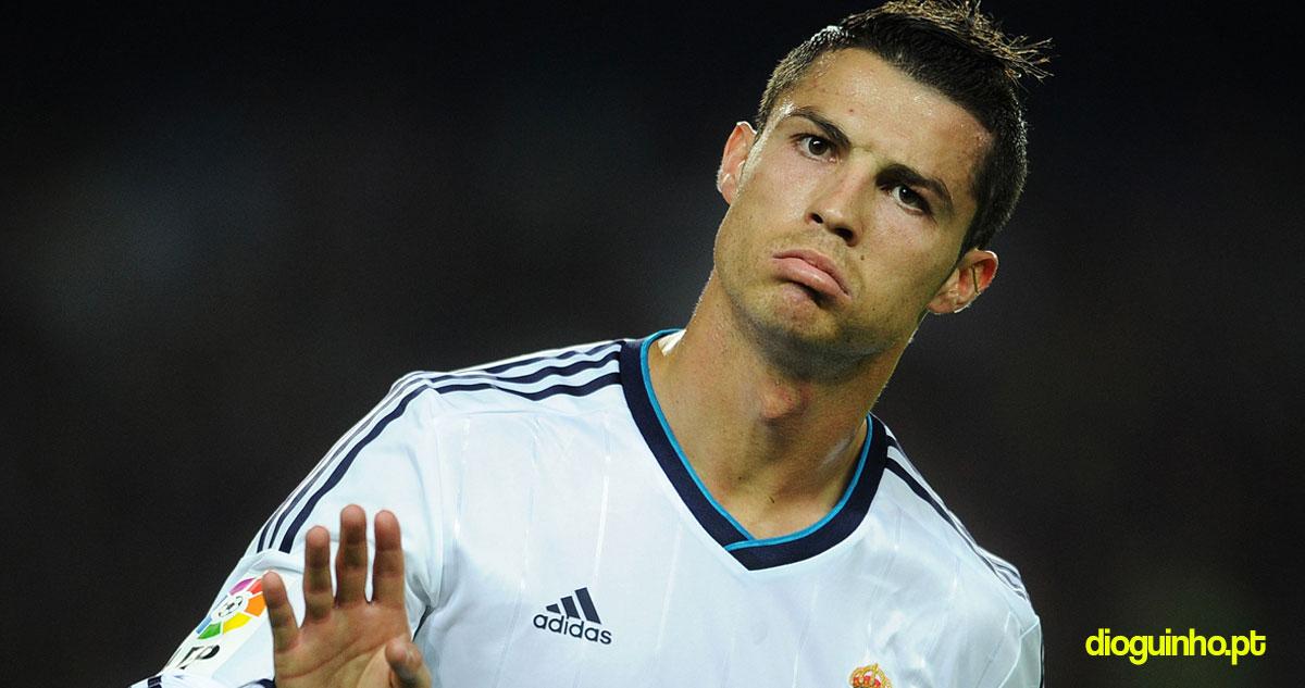 Photo of Como será o Cristiano Ronaldo quando tiver 80 anos? Ele mostra!