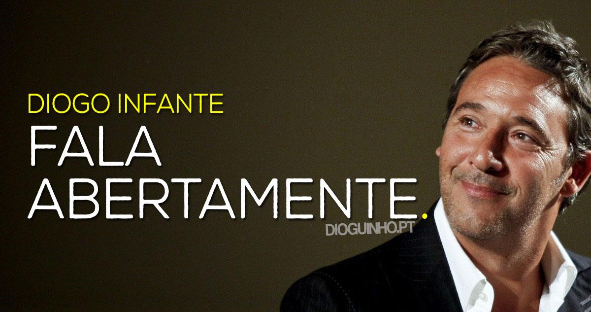 Photo of Diogo Infante fala abertamente sobre a sua homossexualidade