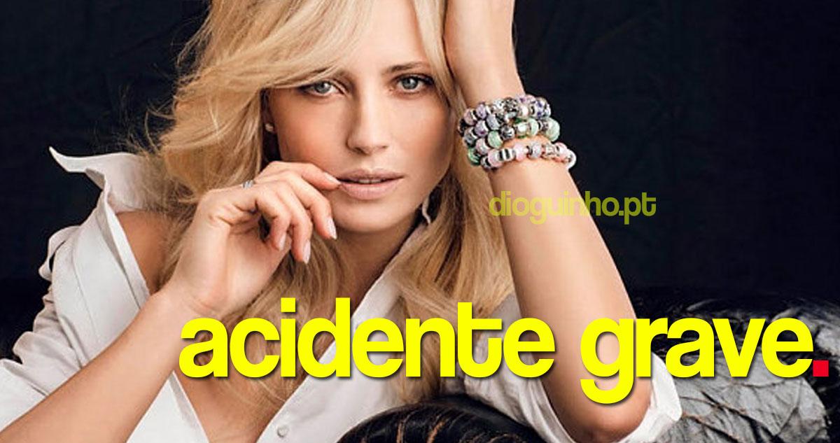 Photo of Modelo Victoria Secret's que sofreu acidente grave já não vai ficar paralítica