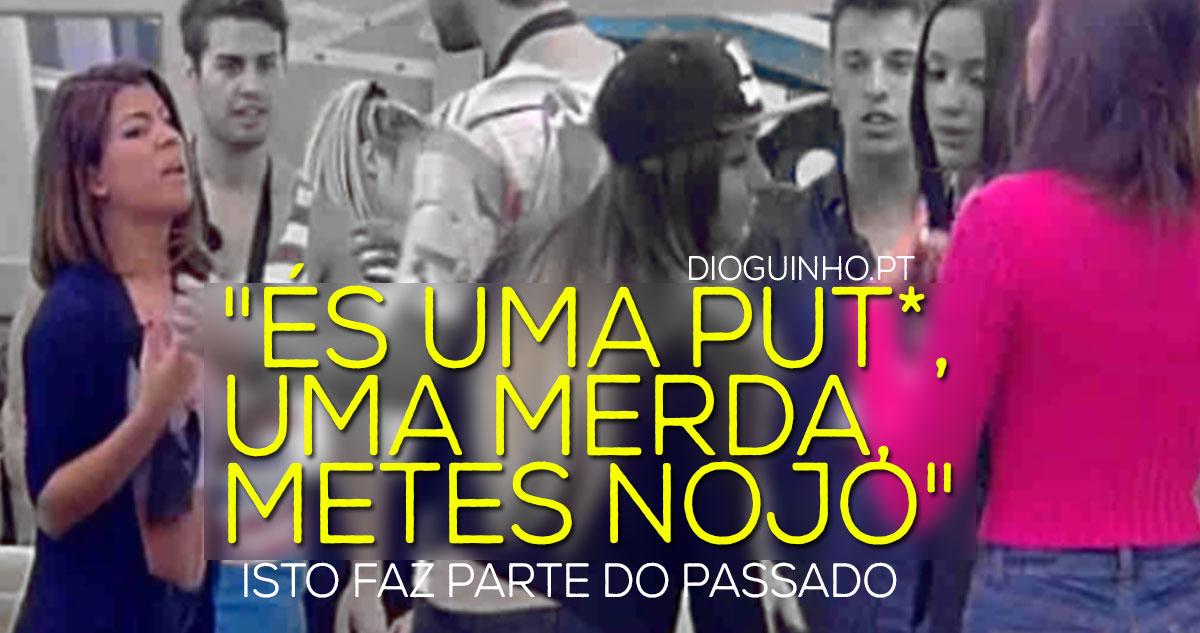 Photo of Sofia Sousa até já dorme na casa de Débora Picoito