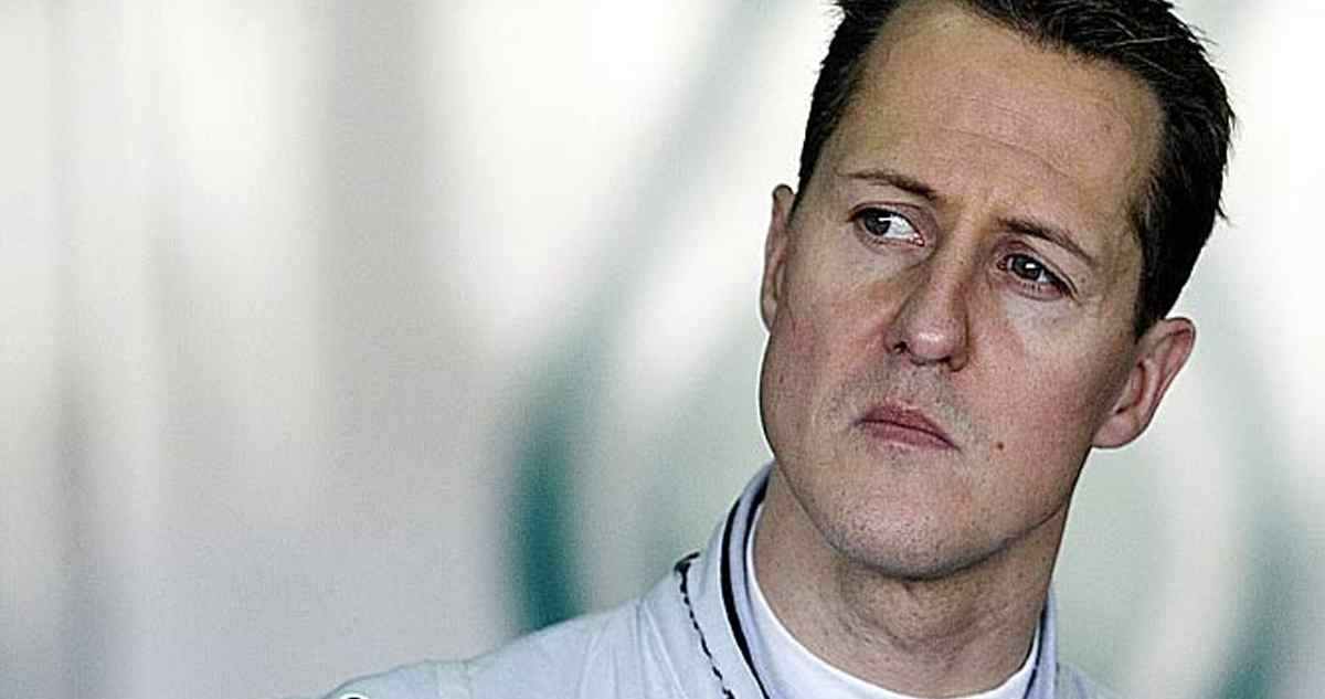 Photo of Michael Schumacher está super magro após acidente