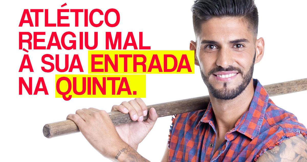 Photo of Atlético terá ameaçado o Gonçalo Quinaz devido à entrada d' A Quinta