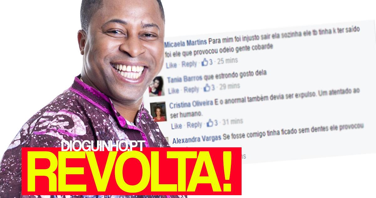 Photo of Nem todos estão contra a Liliana, Larama é criticado pelos portugueses