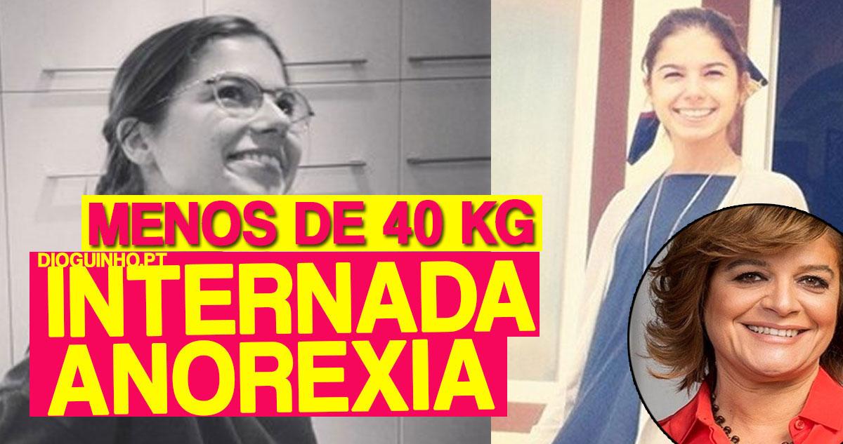 Photo of Anorexia Nervosa: Filha de Júlia Pinheiro pesa menos de 40 quilos