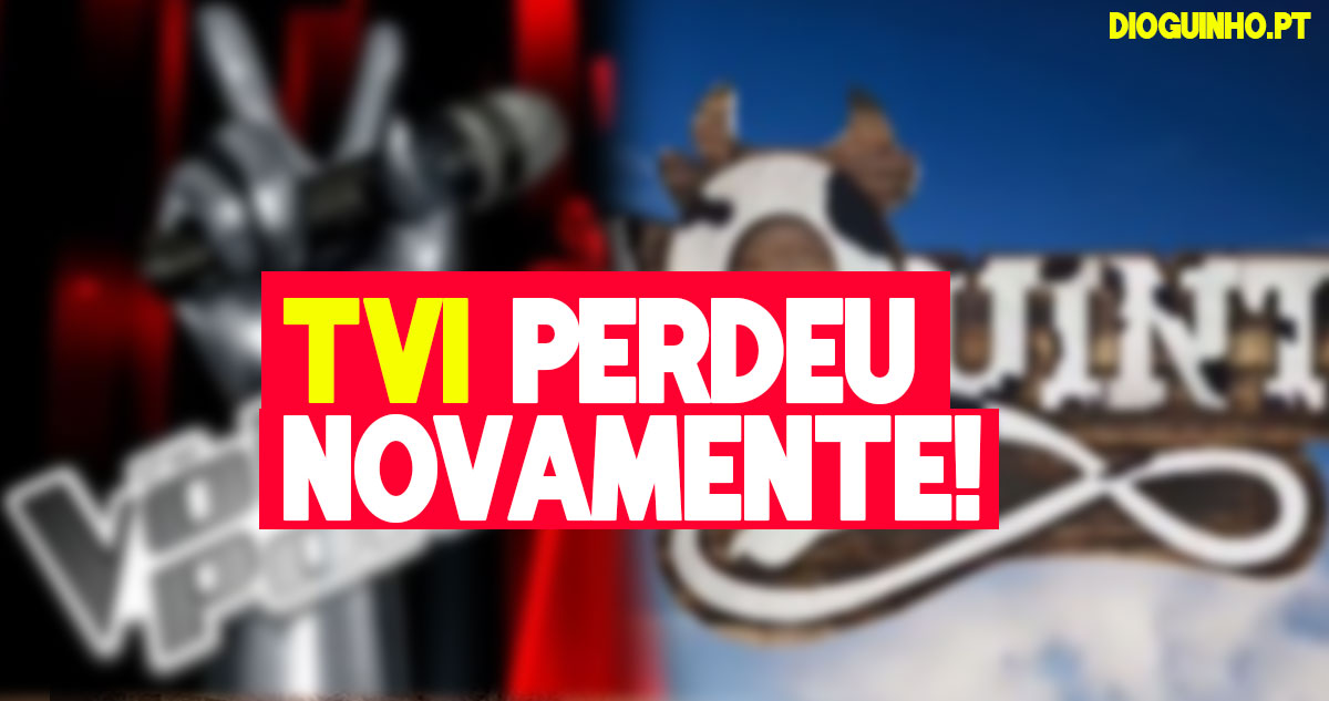 Photo of A Quinta perdeu novamente para The Voice Portugal