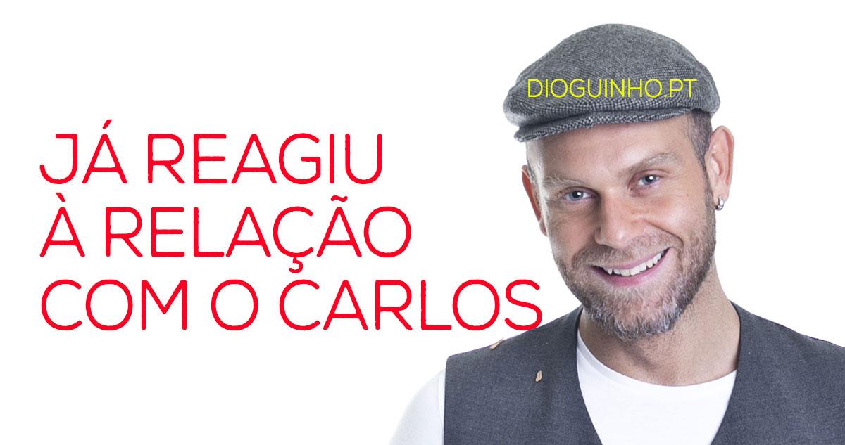 Photo of Santiago já comentou a sua relação com o Carlos Costa