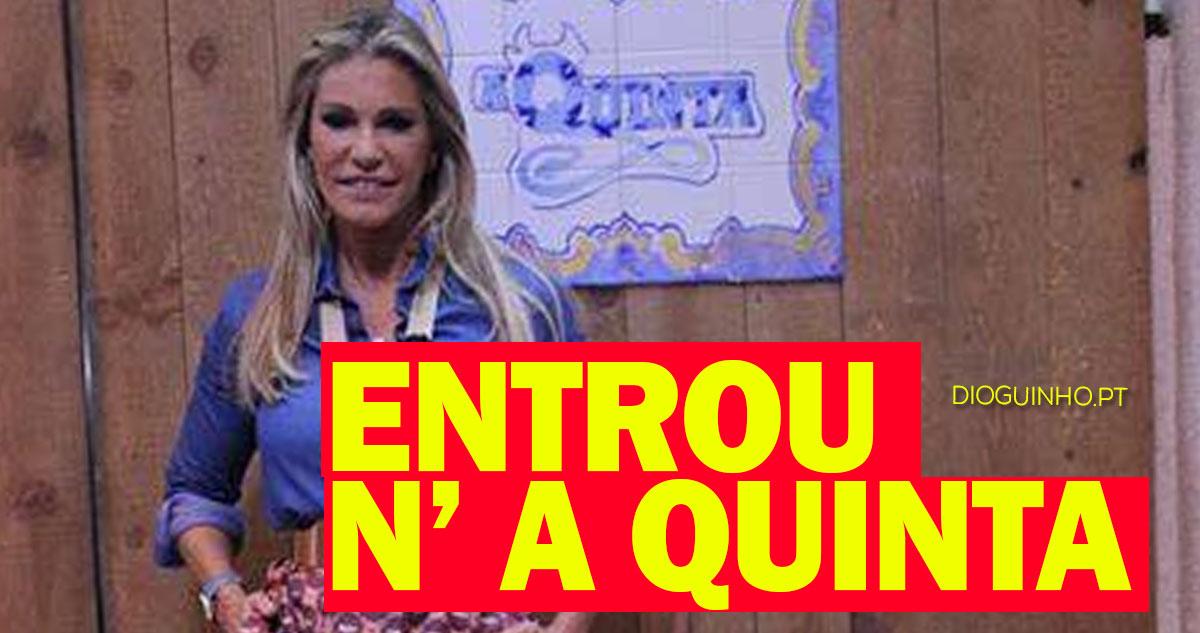 Photo of Cinha Jardim entrou n' A Quinta