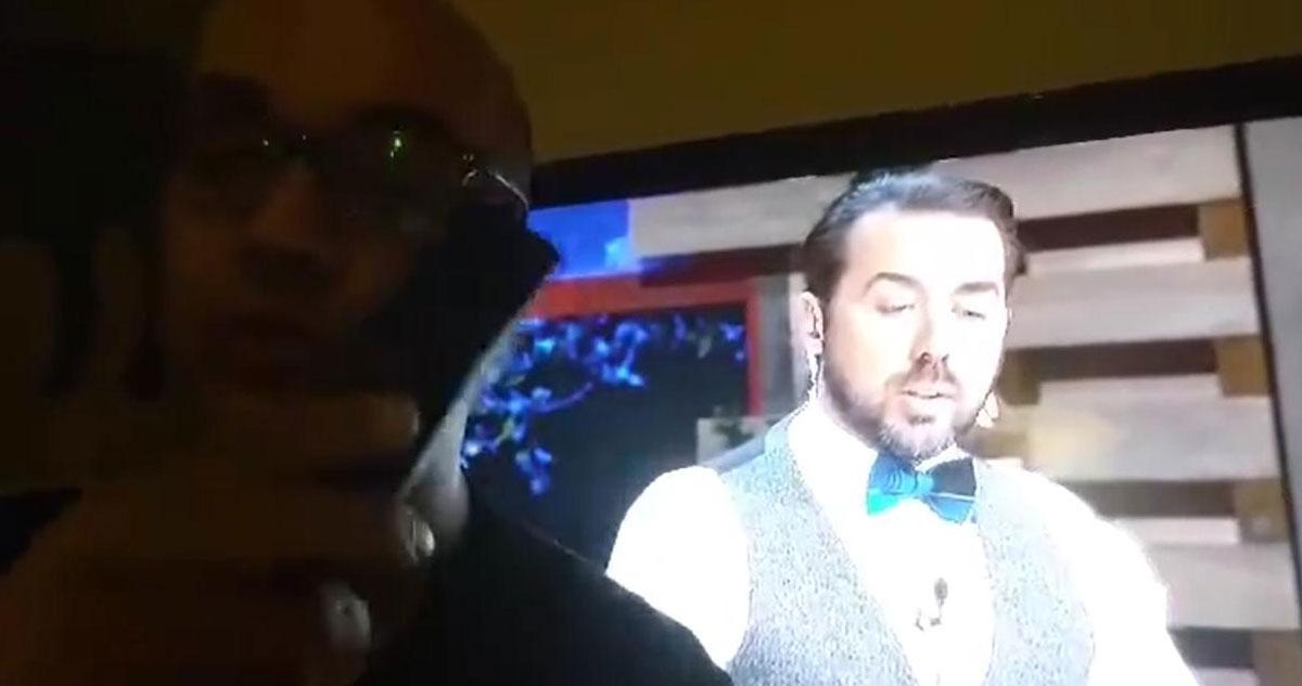Photo of Fernando Rocha goza com gafe do Flávio Furtado no Extra