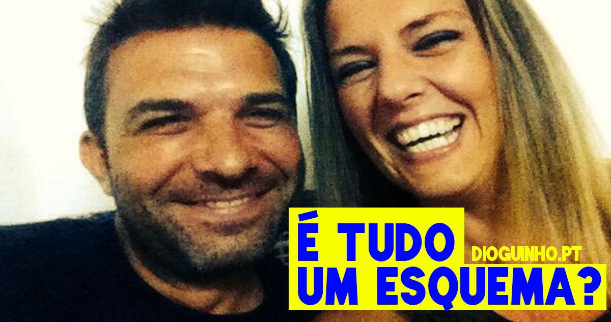 Photo of Marido da Romana diz que isto pode ser tudo um esquema