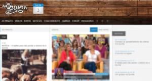 """Site oficial de """"A Quinta"""" já está disponível"""