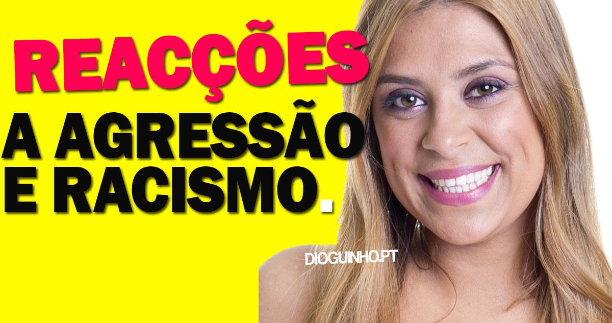 Photo of As reações à agressão e atitude racista da Liliana de Guimarães