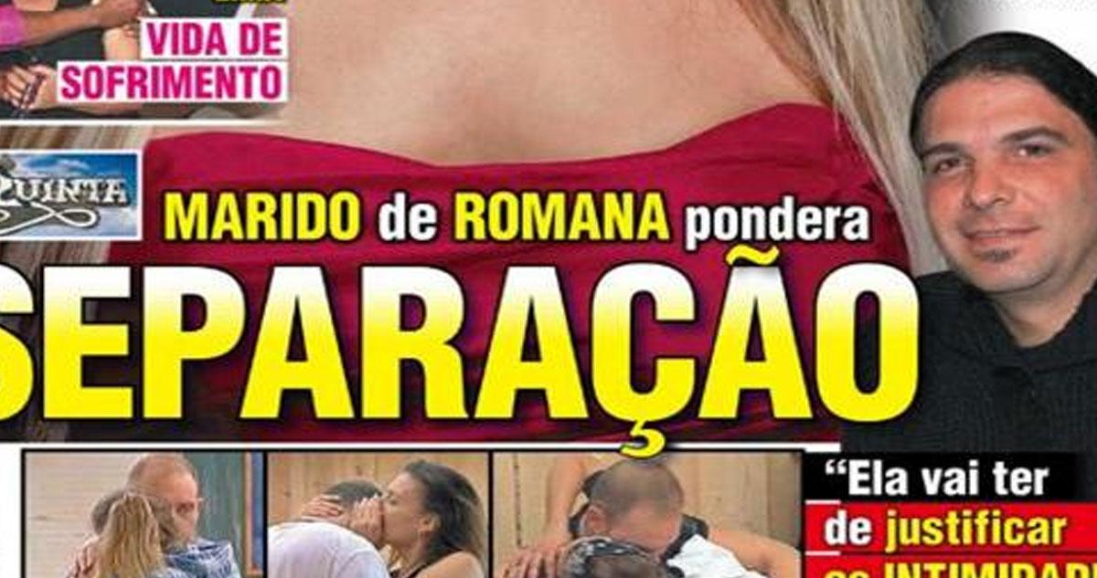 Photo of Marido da Romana já pondera separação