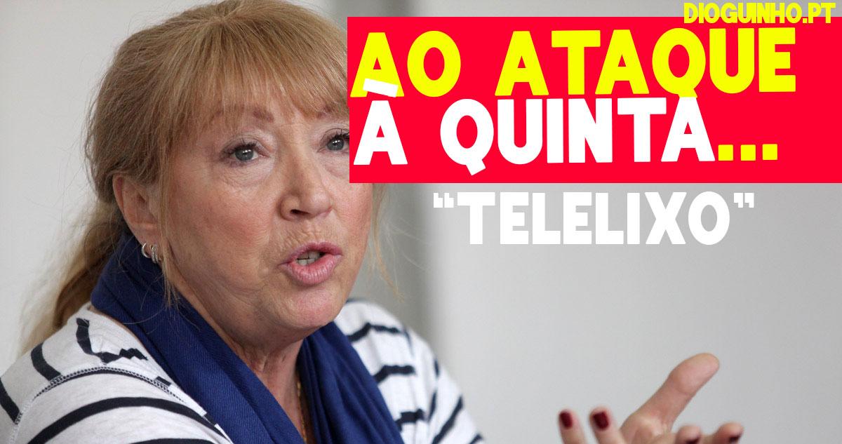 Photo of Ana Bola lança duras farpas ao reality show 'A Quinta'