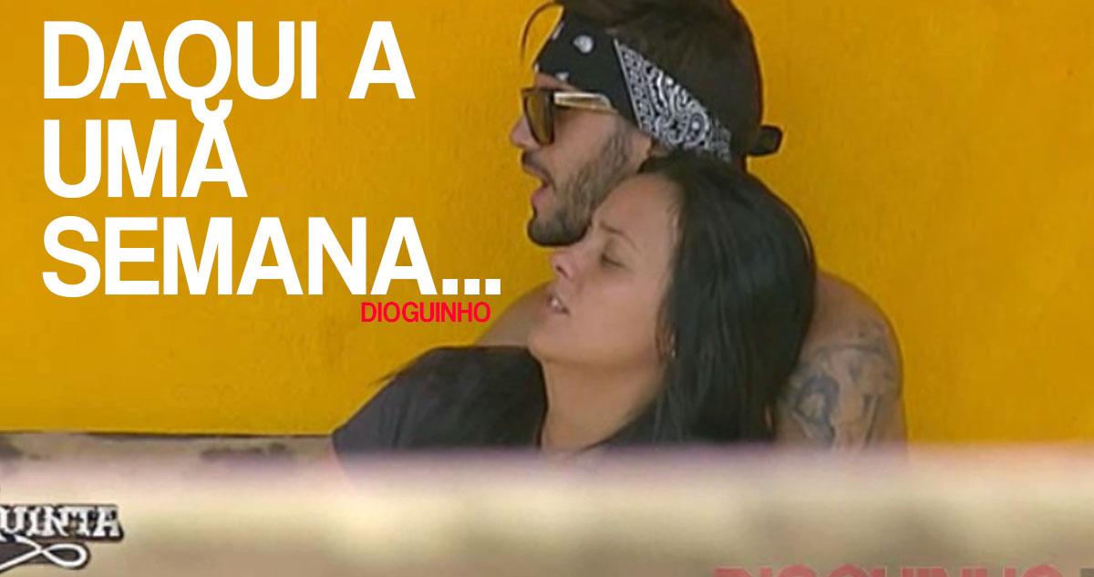 """Photo of Marta Cruz  e Quinaz """"daqui a uma semana já se estão a mamar"""""""