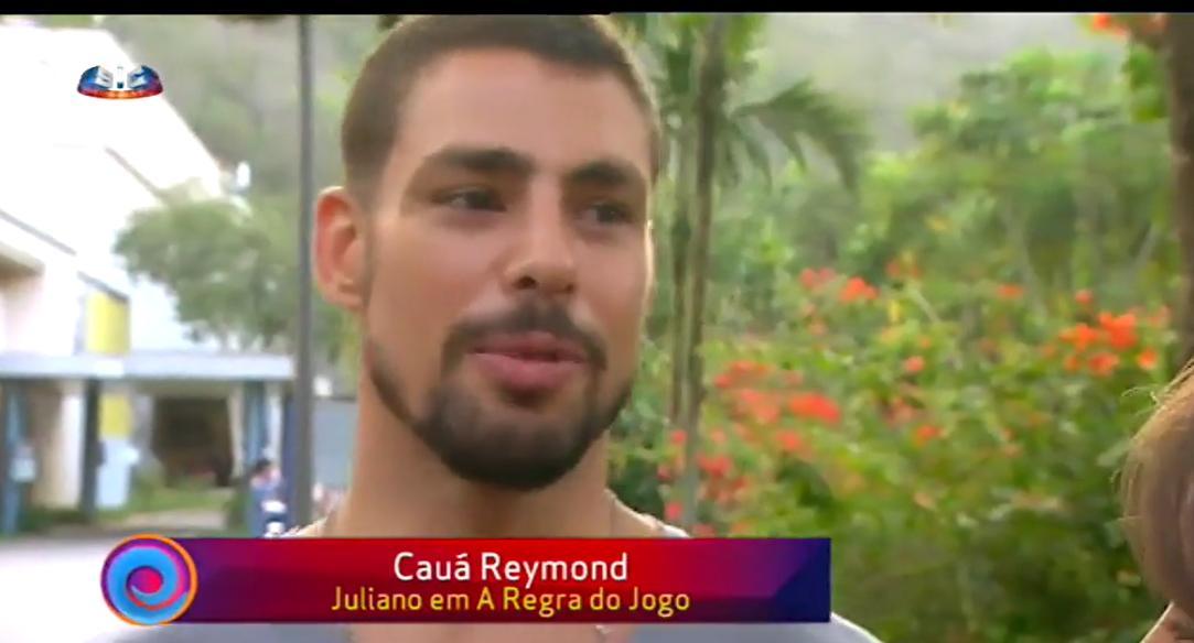CAUÃ REYMOND