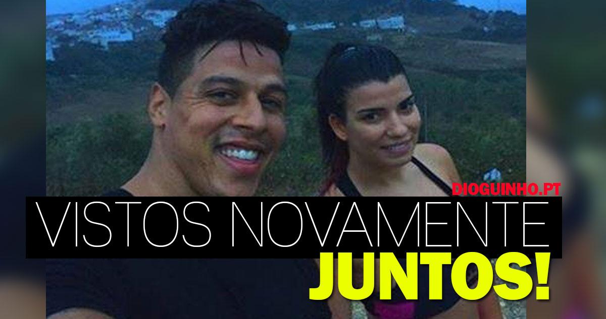 Photo of Sofia Sousa e Pedro Luso 'apanhados' novamente juntos