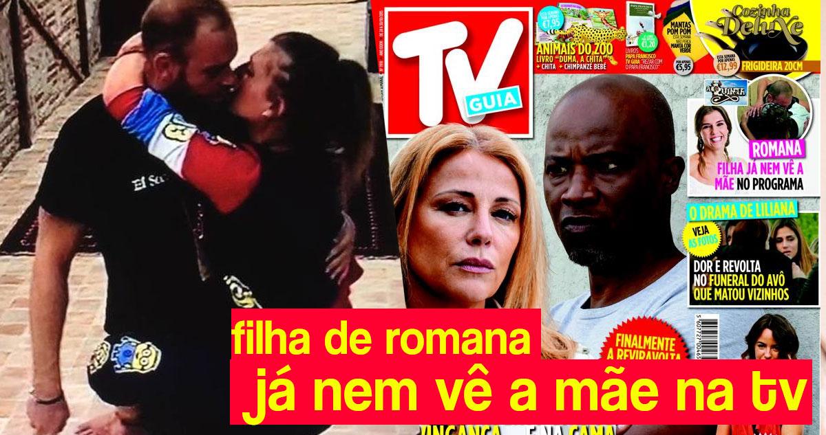 Photo of A Quinta: Filha de Romana já nem a vê na Televisão