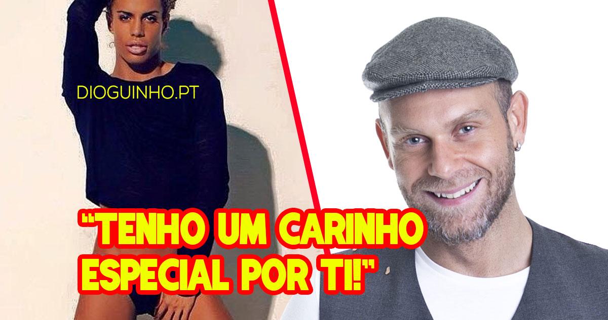 Photo of Santiago admite que tem um carinho especial pelo Carlos Costa