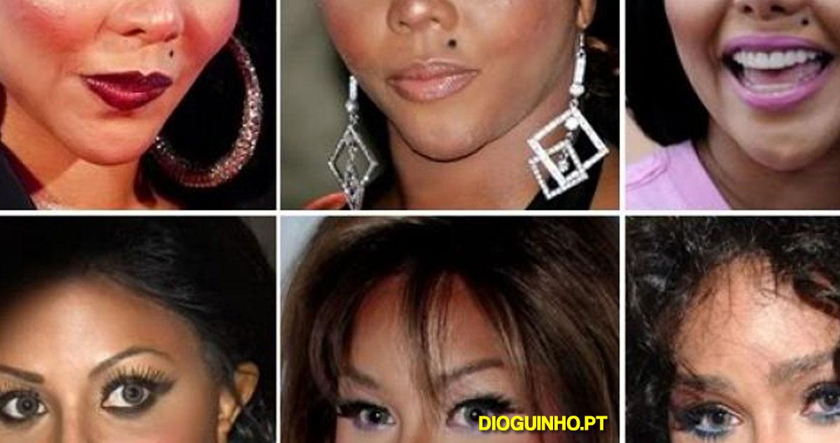 Photo of As piores maquilhagens das famosas