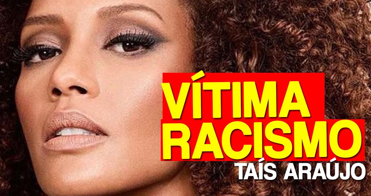 Photo of Taís Araújo é vítima de racismo na internet