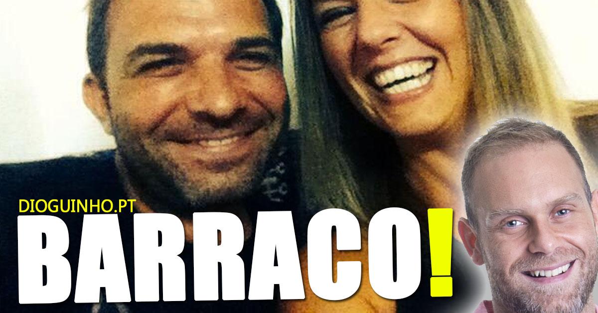Photo of Marido da Romana em directo e imagens complicadas dos colegas