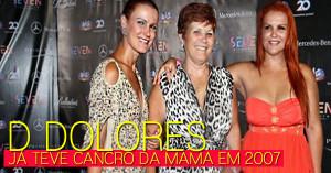 Cancro da mãe leva irmãs Aveiro a fazer exames aos seios