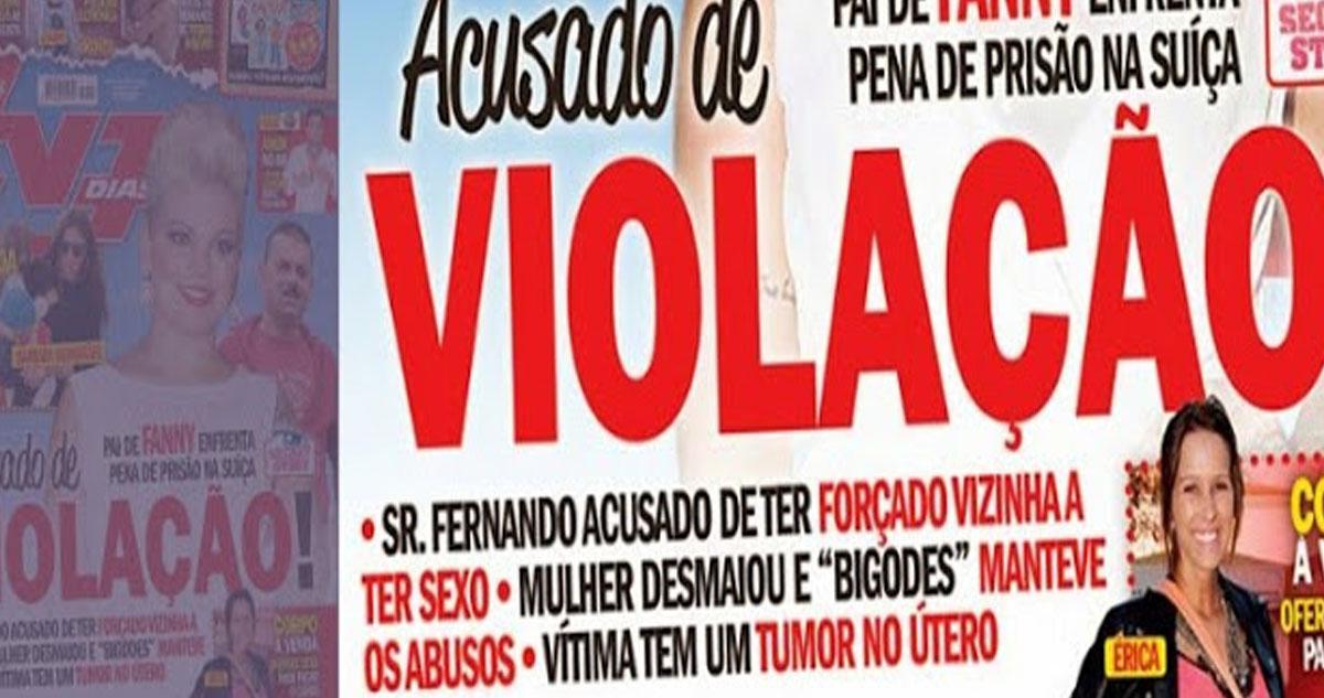 Photo of Fanny Rodrigues já reagiu à absolvição do pai no 'caso da violação'