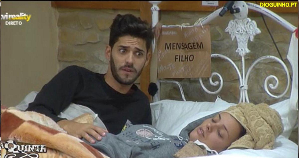Photo of Marta Cruz teve um pequeno ataque de cíumes