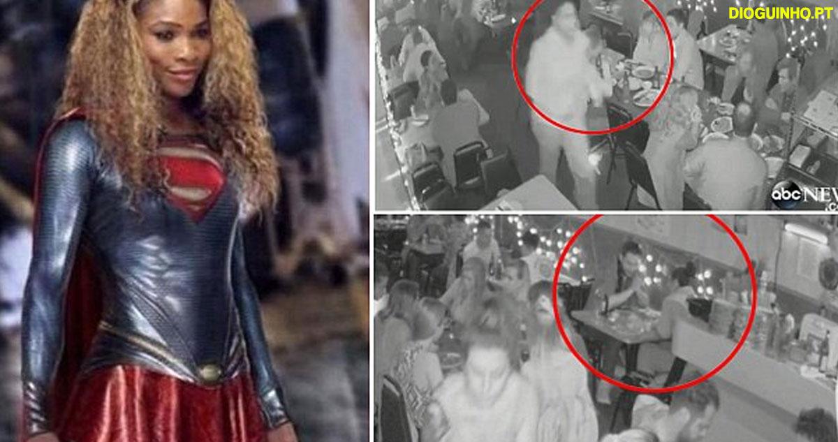 Photo of Serena Williams foi assaltada mas foi atrás do ladrão (vídeo)