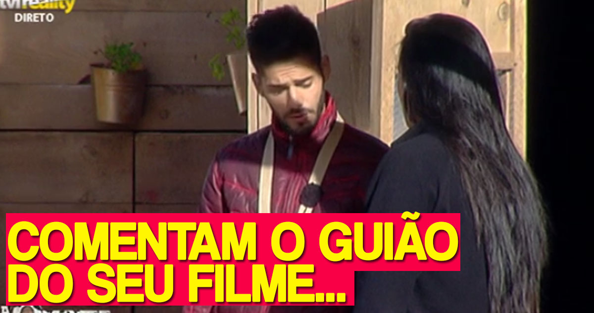 Photo of Marta Cruz e Quinaz continuam com o filme deles… blogs, imprensa, e imagem