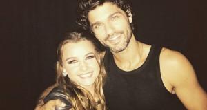 Kelly Bailey e Bruno Cabrerizo foram vistos mais uma vez juntos