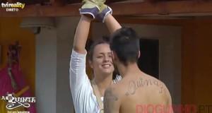 Avião Quinaz e Marta Cruz