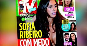 TVGuia garante: Sofia Ribeiro tem medo de perder tudo