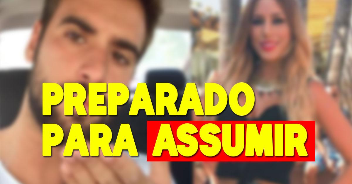 Photo of Diogo Marcelino aos beijos com o novo amor… adeus Sofia Sousa
