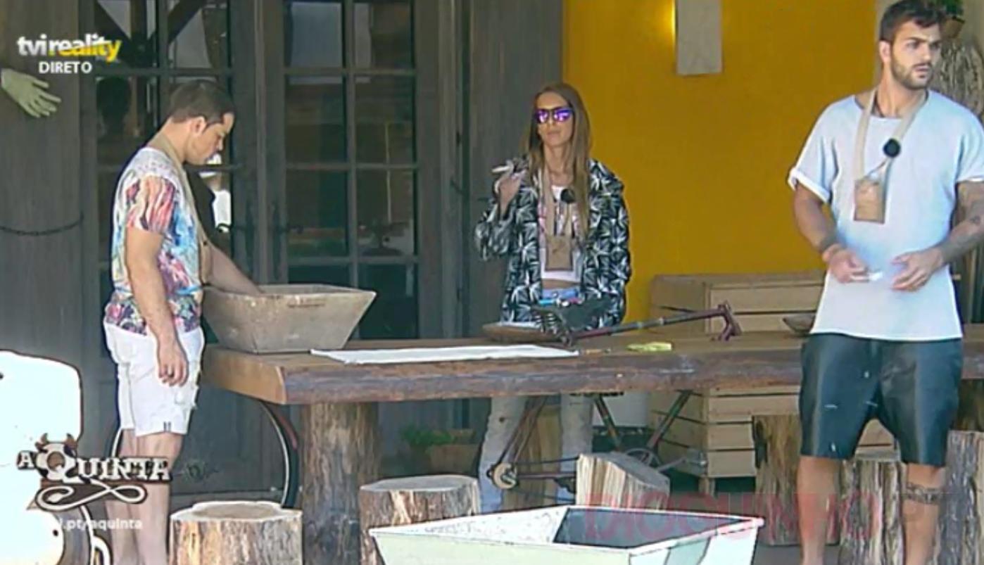 """Photo of Quinaz e Érica insultos e é deixado um aviso à madeirense """"falta pouco"""""""