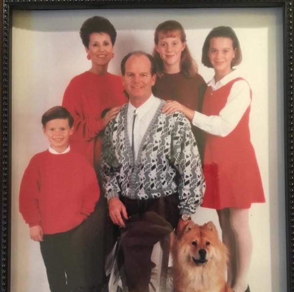 Katy Perry compartilha foto do passado com a família e causa sensação nas redes
